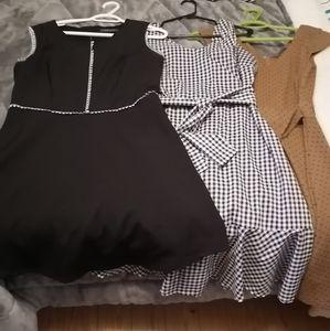 Bundle of 3 Suzy Shier dresses